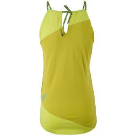 La Sportiva Class - Camisa sin mangas Mujer - amarillo